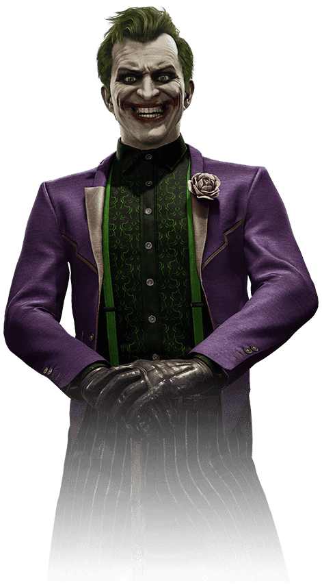 Official Mortal Kombat 11 image of The Joker