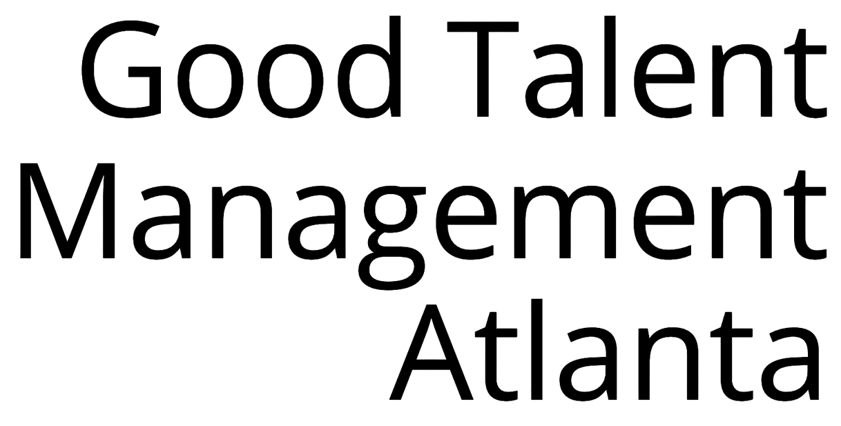 Good Talent Management Atlanta text