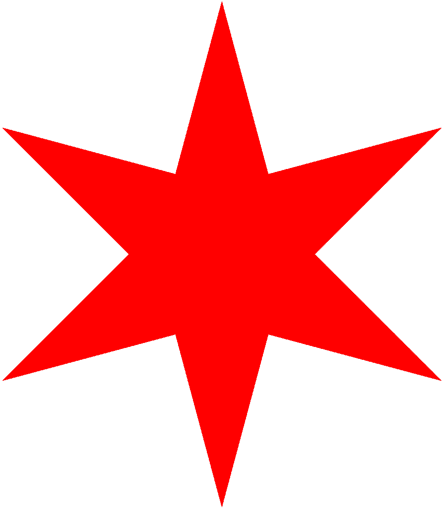Chicago red star