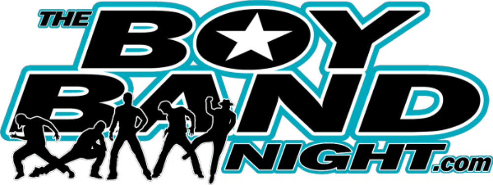 The Boy Band Night logo