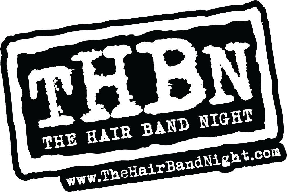 The Hair Band Night logo